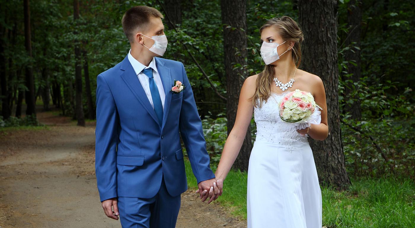 boda intima covid exterior